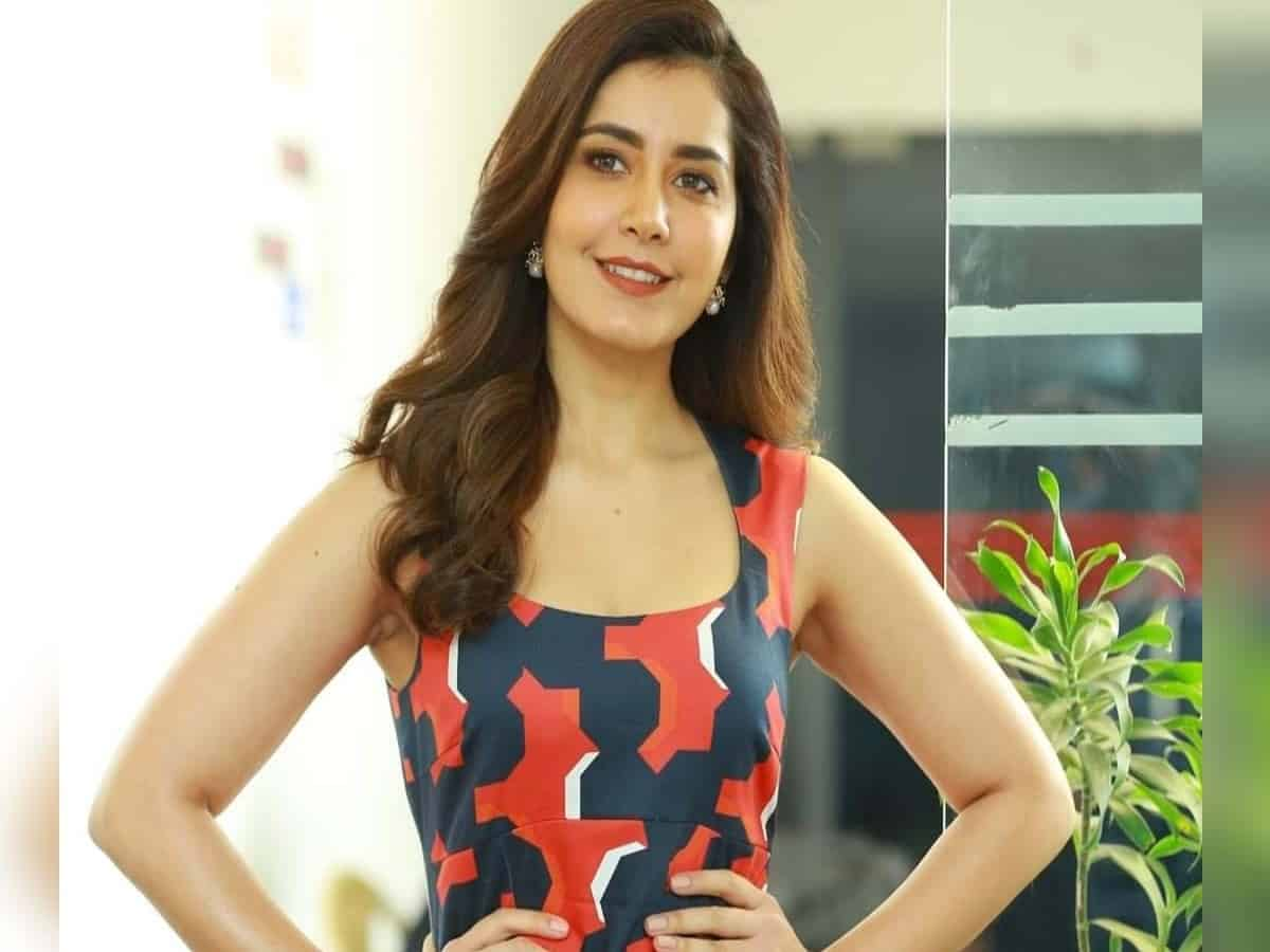 Raashii Khanna: We have a bank of great actresses in the South