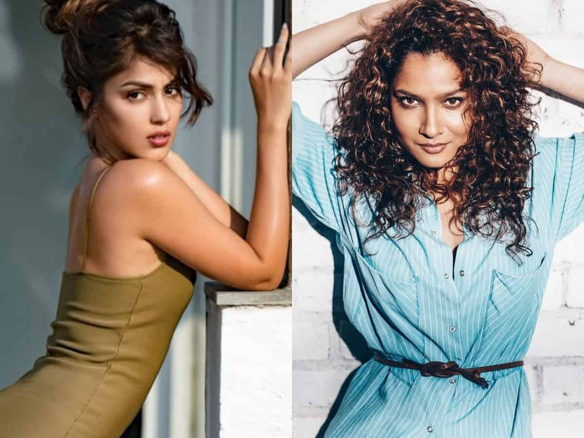 Ankita Lokhande, Rhea Chakraborty to share roof in Bigg Boss 15?