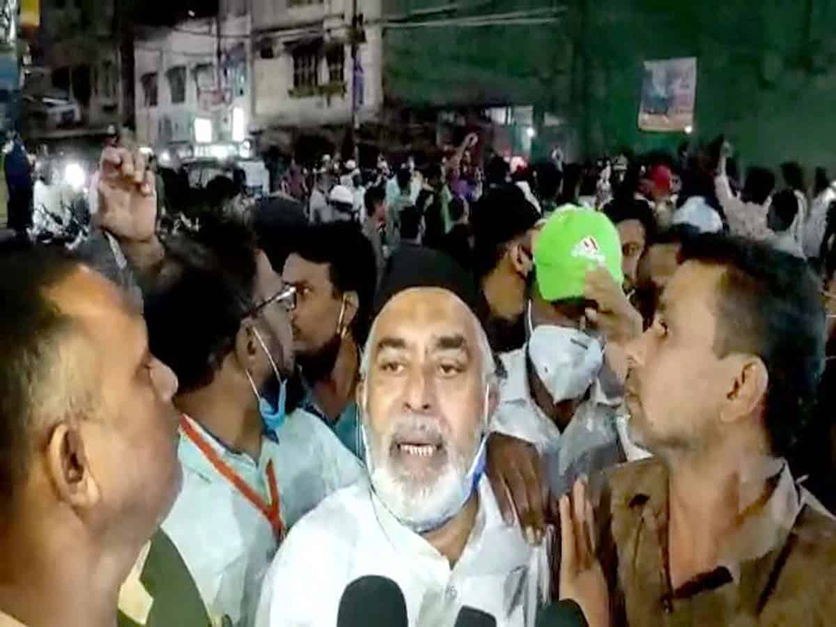 Syed Saleem released from jail, vows to raise voice against injustice