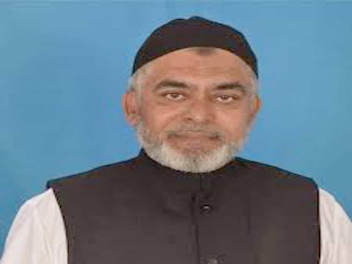 Police seek custody of social worker Syed Saleem