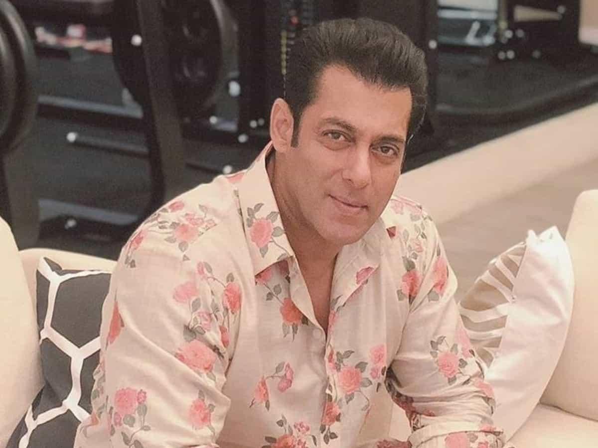 Salman Khan has words of encouragement for fans amid tough times