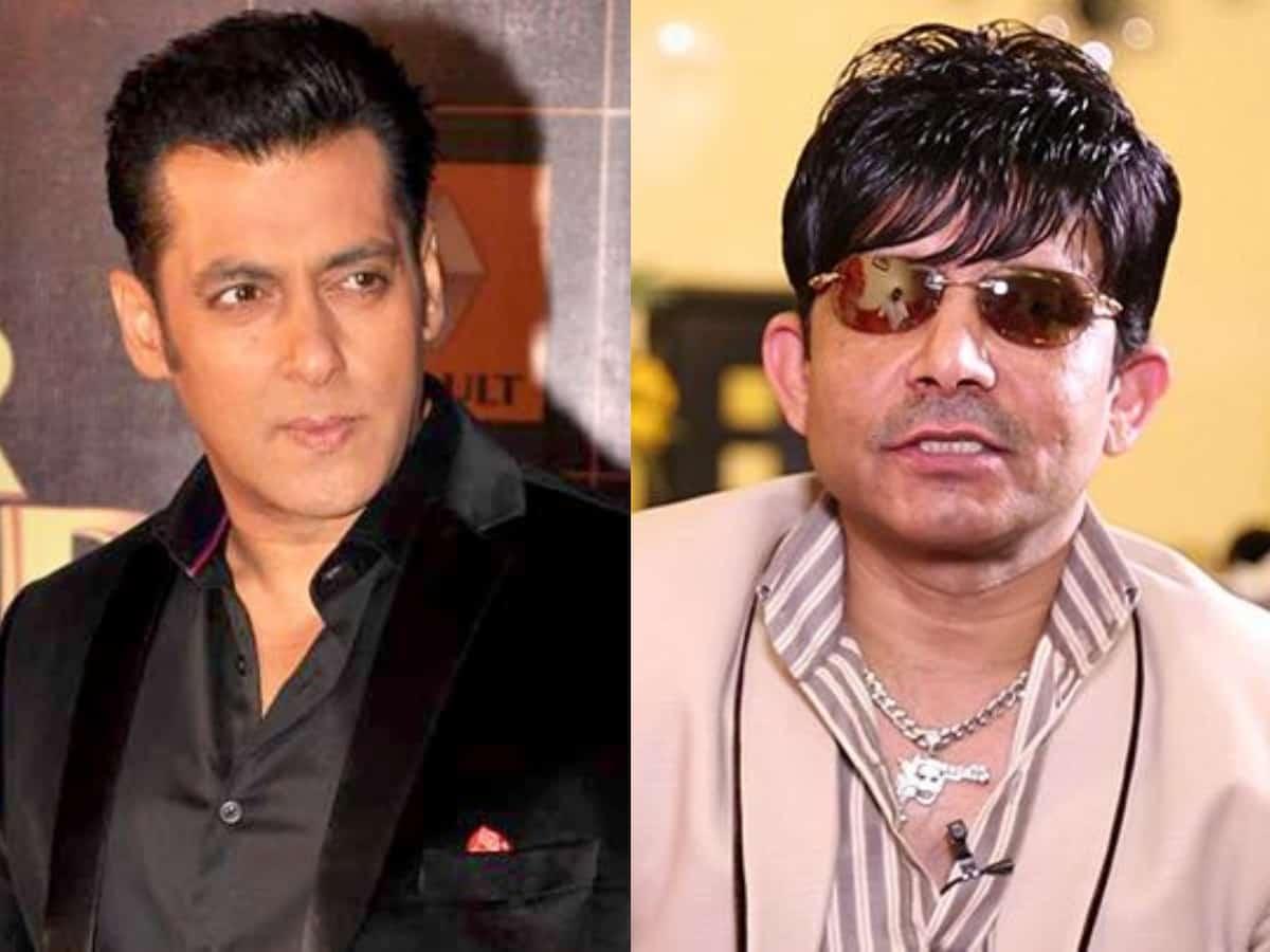 Mumbai court temporarily bans KRK from posting against Salman Khan