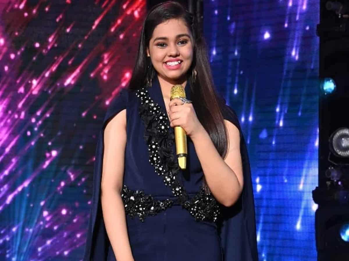 Shanmukha Priya to win Indian Idol 12?