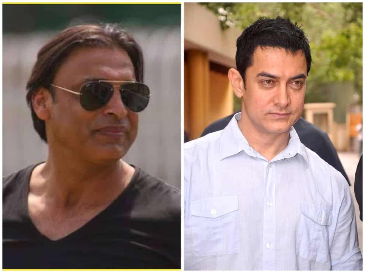 Shoaib Akhtar's son is a big Aamir Khan fan; here's why