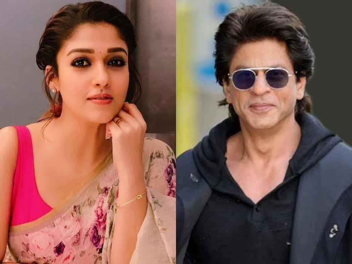 Shah Rukh Khan, Nayanthara to share screen space for time?