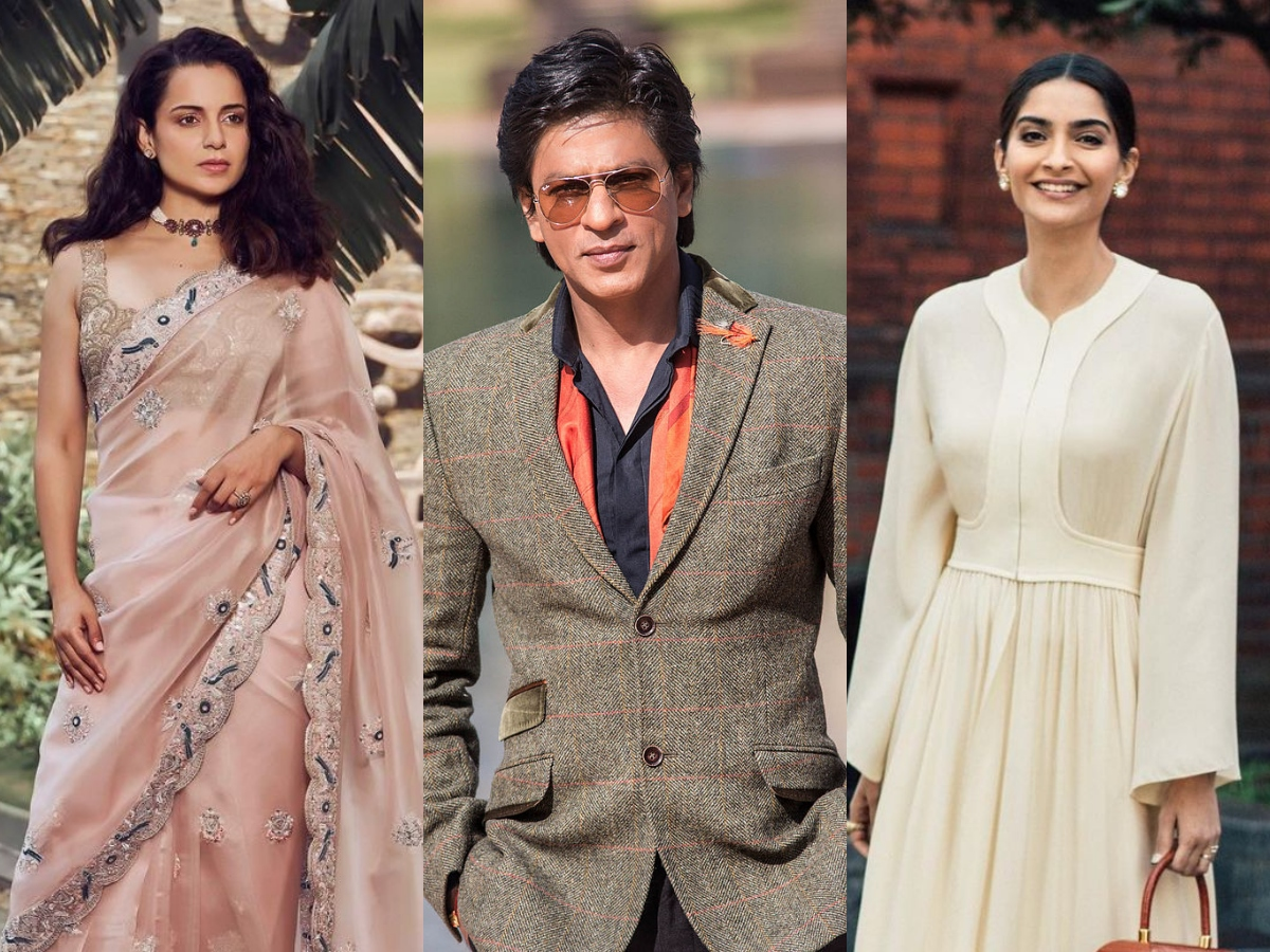 Four actresses who refused to work with Shah Rukh Khan
