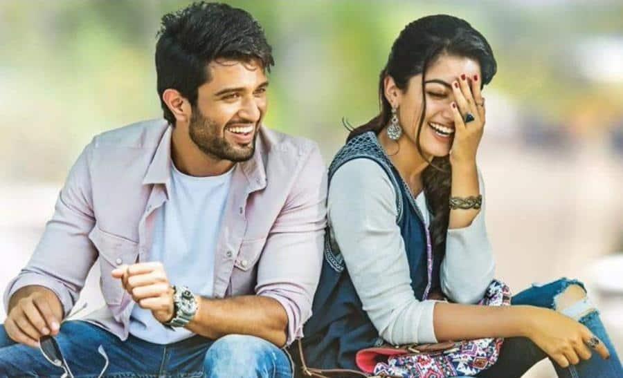 Rashmika Mandanna reveals her equation with Vijay Deverakonda