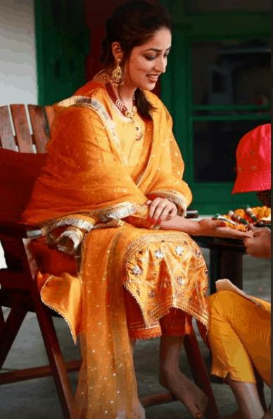10 trending photos from Yami Gautam's intimate wedding