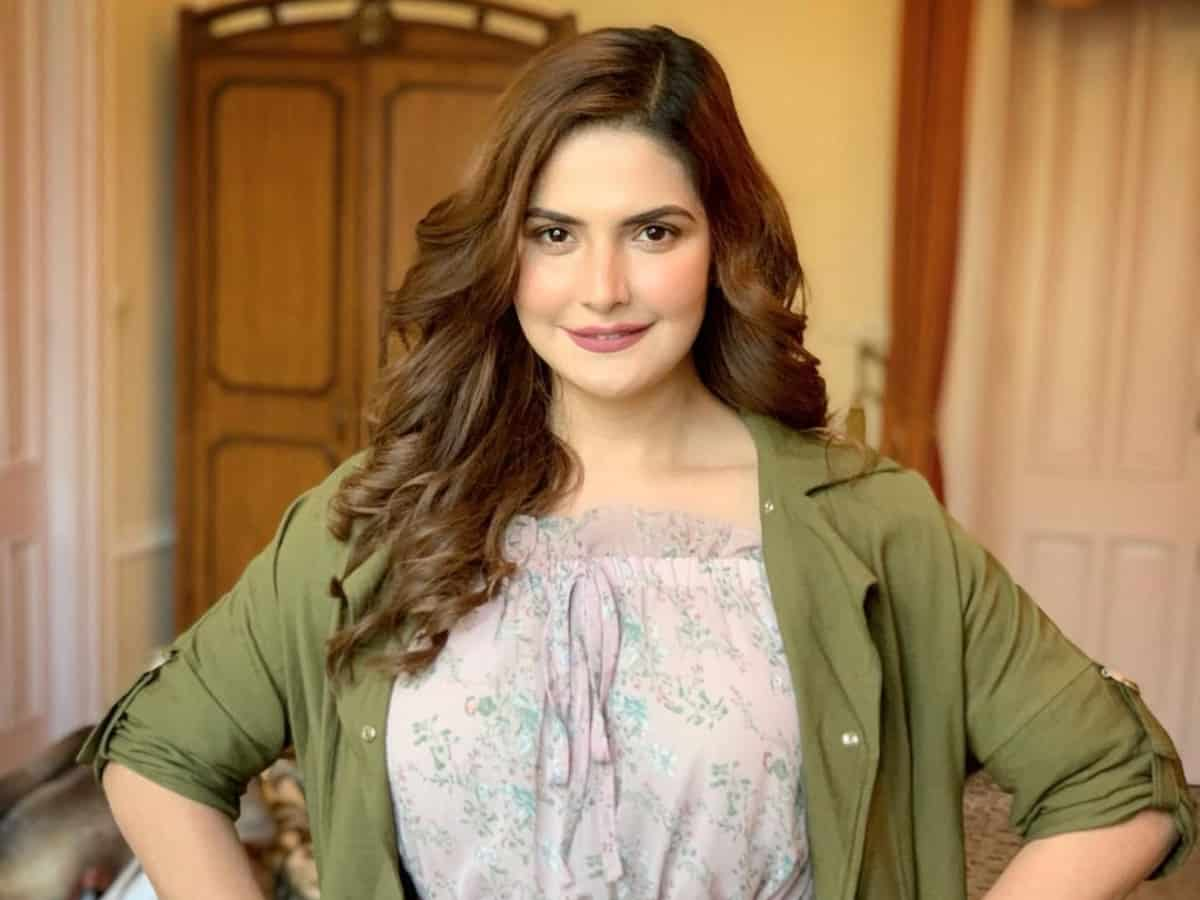 Zareen Khan wants to do much more than look 'hot' in films
