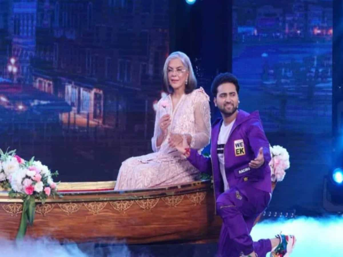 Mohammed Danish, Zeenat Aman to recreate 'Do Lafzon Ki hai' moment on Indian Idol 12