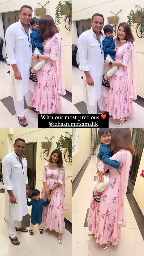 Trending pics: Saif poses with all four kids, Eid celebrations at Sania Mirza's home & more