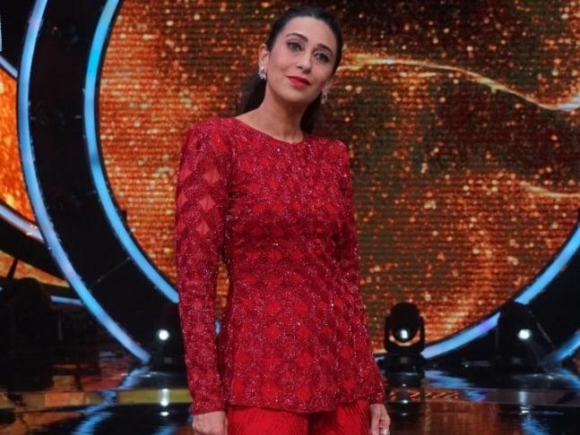 Karisma Kapoor, Mohammad Danish recreate Raja Hindustani moment on Indian Idol 12