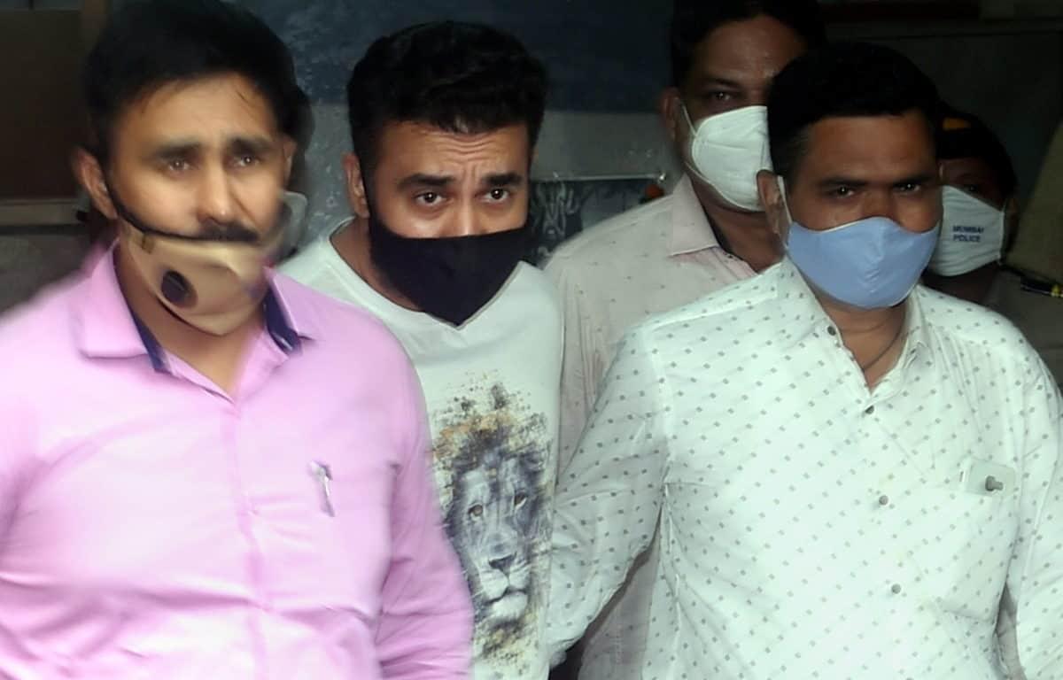 Porn case: Raj Kundra's judicial custody extended again!