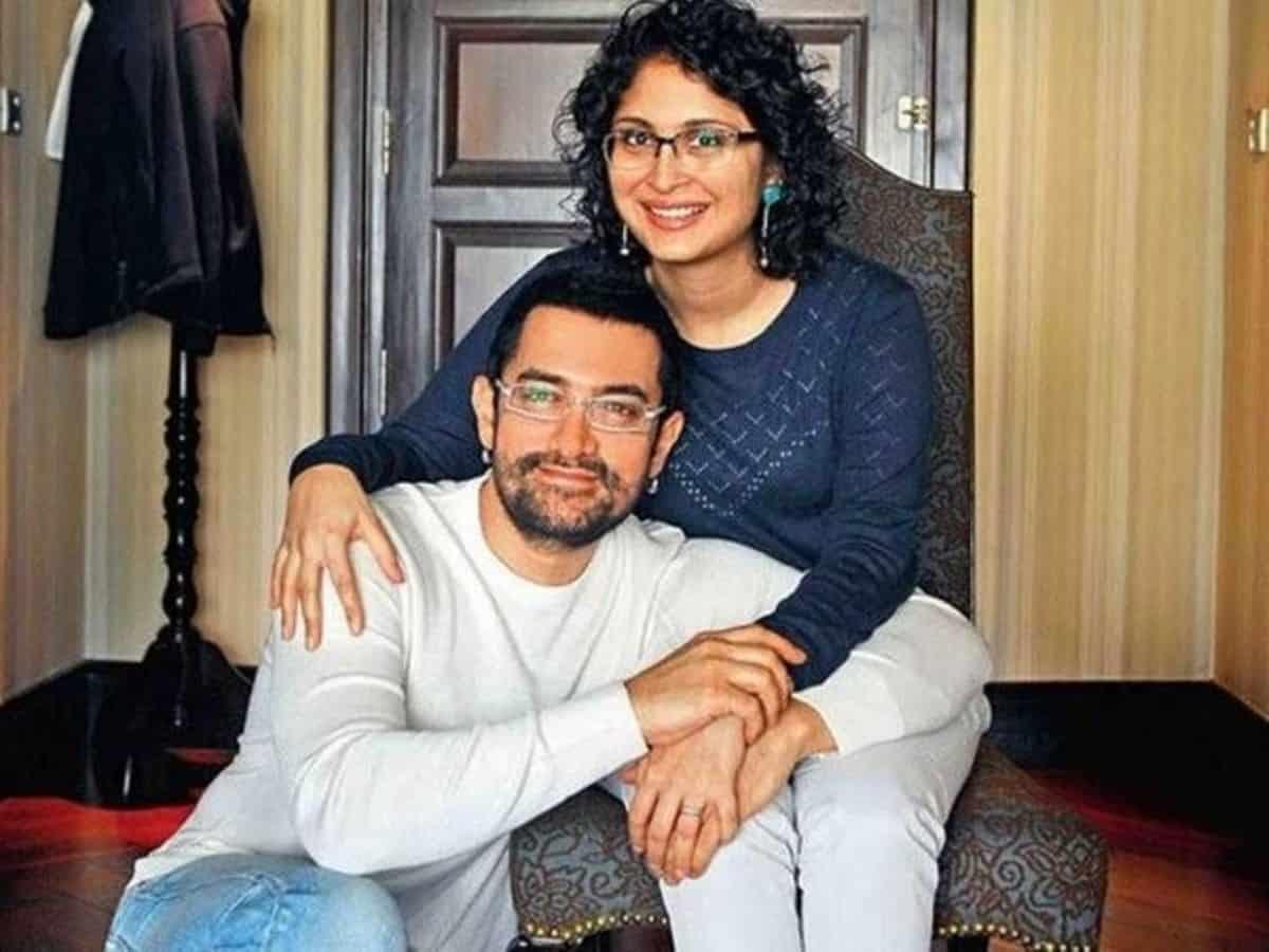 'We're still together': Aamir Khan, Kiran Rao say post divorce in latest video