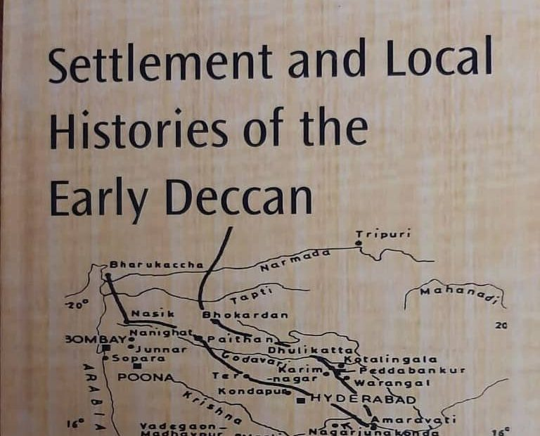 Book review: 'Settlement and Local Histories of the Early Deccan'
