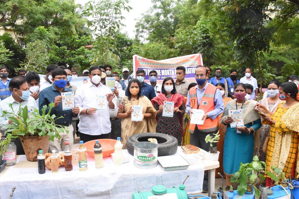 Hyderabad: 180 poor families receive two-bedroom houses