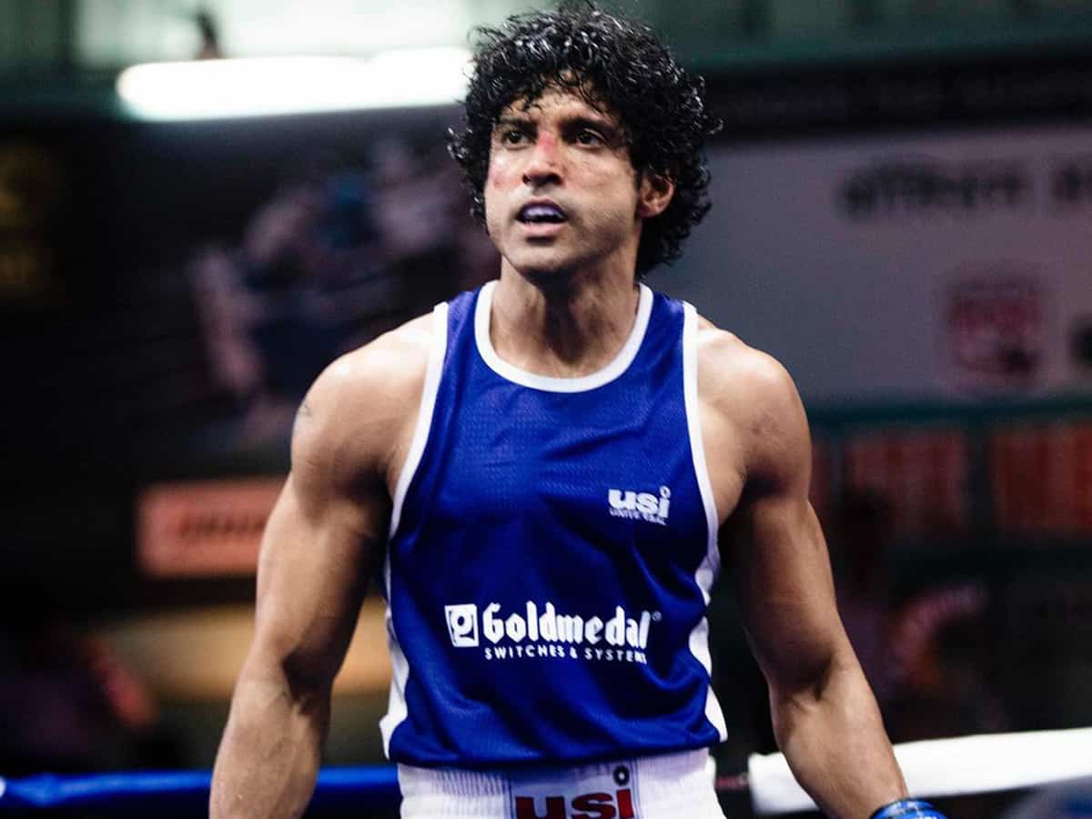 Spent around 6 months to learn just basics of boxing: Farhan Akhtar