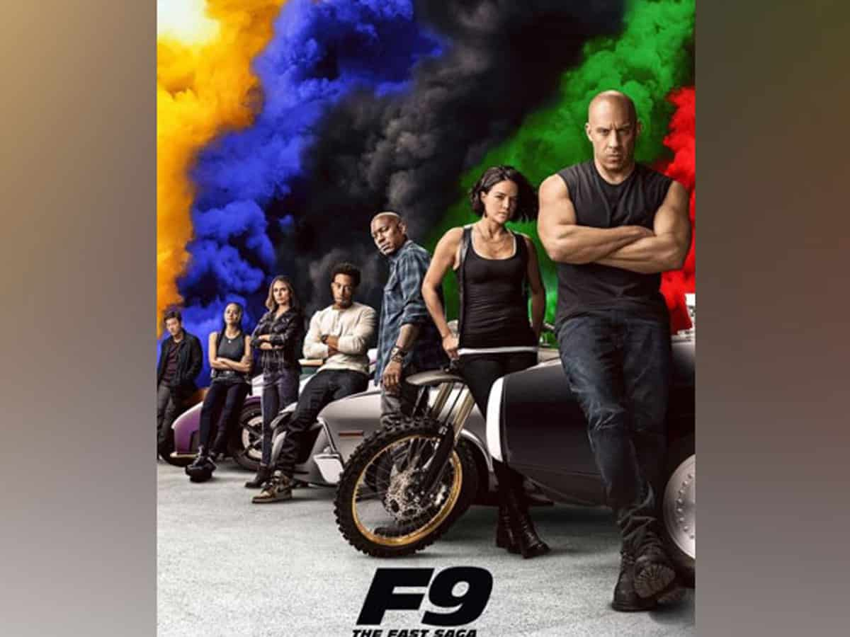 'Fast and Furious 9' to hit Indian screens on August 5