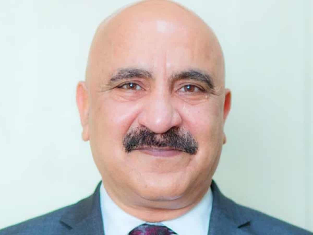 Amit Jhingran takes charge as new CGM for SBI-Hyderabad