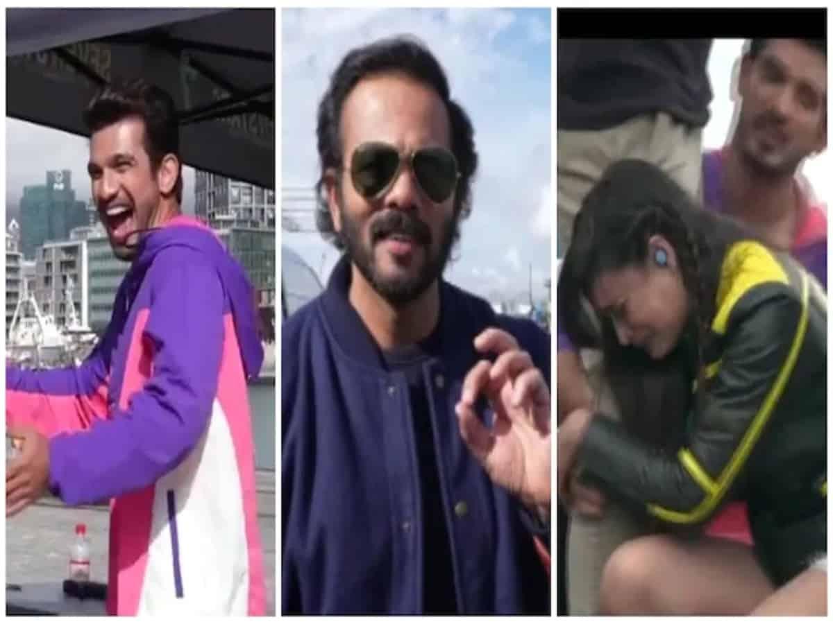 Khatron ke Khiladi 11: Rohit Shetty pulls a hilarious prank on Arjun, Shweta (video)