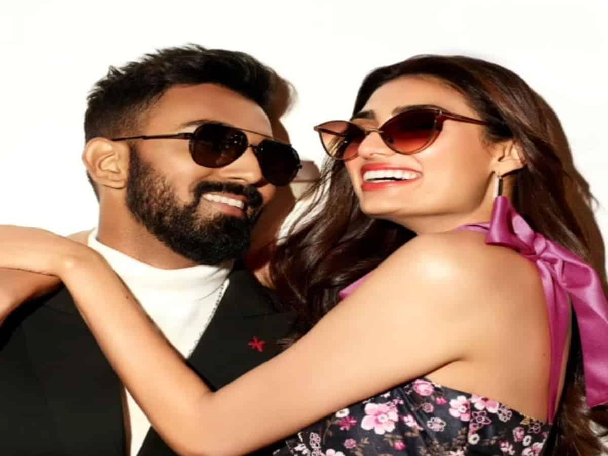 KL Rahul- Athiya Shetty confirm relationship? Dad Suneil Shetty reacts
