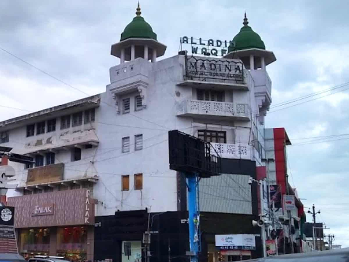 Waqf Board determined to renegotiate rent with Madina Building tenants