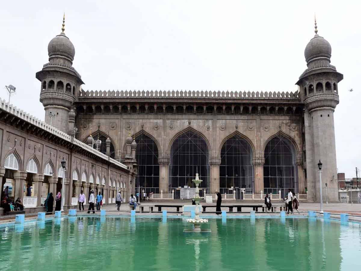 Makkah Masjid facing laxity, slow pace of repairing works, Imams' salaries unpaid for 16 months