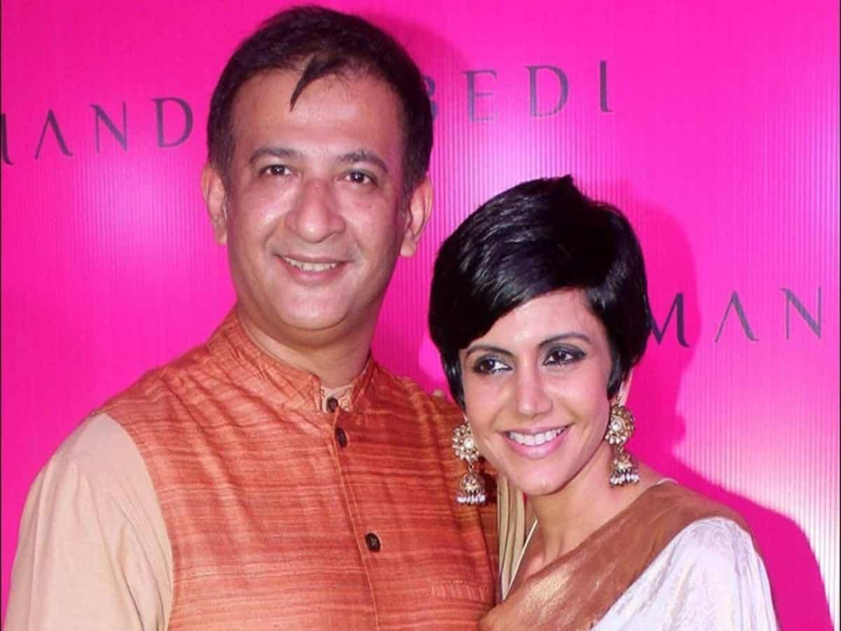 'Not sanskaari' : Mandira Bedi trolled for performing husband's last rites