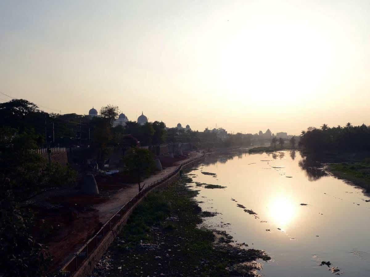 Hyderabad: Govt decides to construct 15 new bridges across Musi River