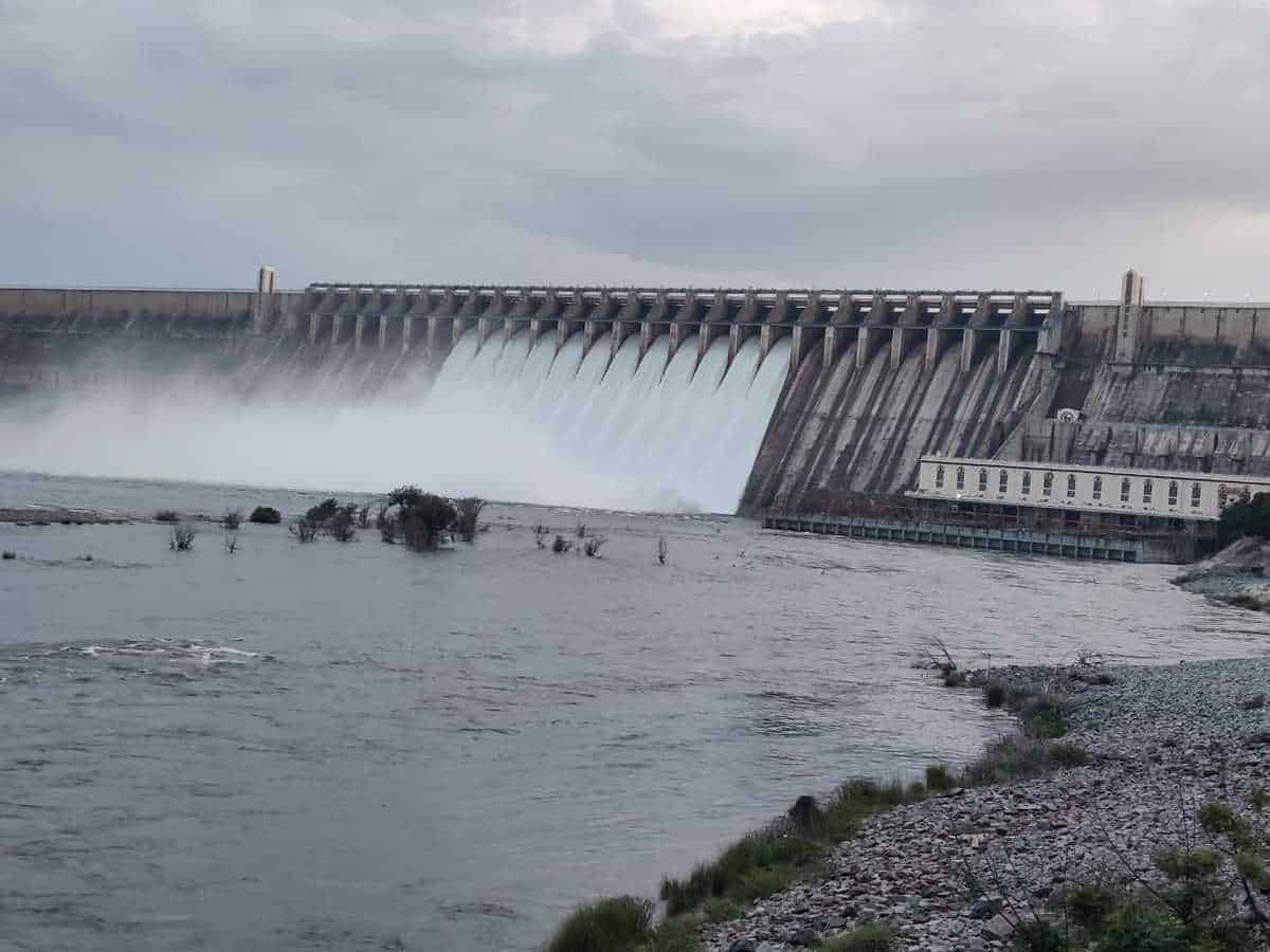 Water level increases in reservoirs that supply drinking water to Hyderabad
