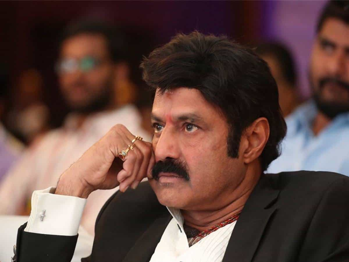 Incorrigible Telugu actor Nandamuri Balakrishna suffers from 'foot in mouth' complex