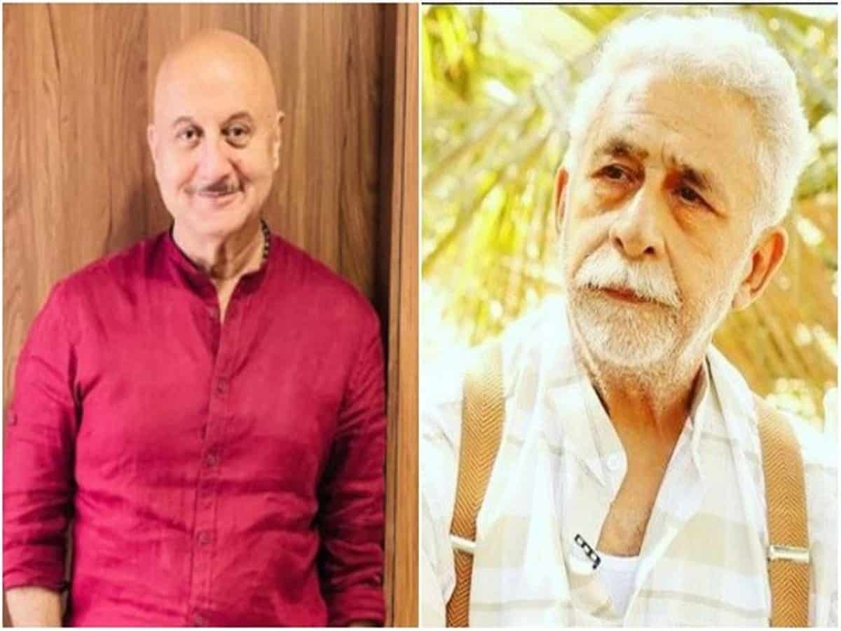 Anupam Kher wishes Naseeruddin Shah a quick recovery