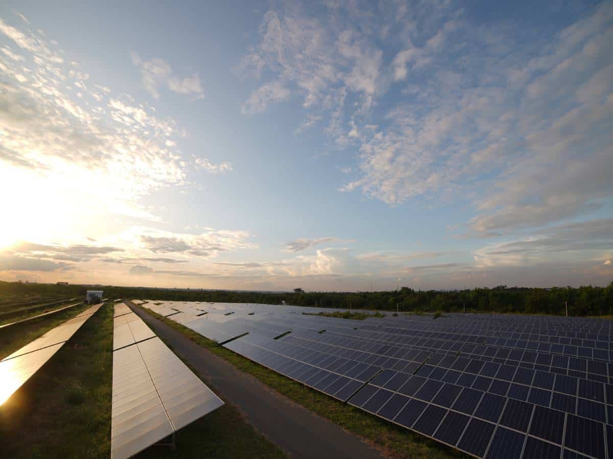 Hyderabad airport commissions its second Phase 5 MW solar plant