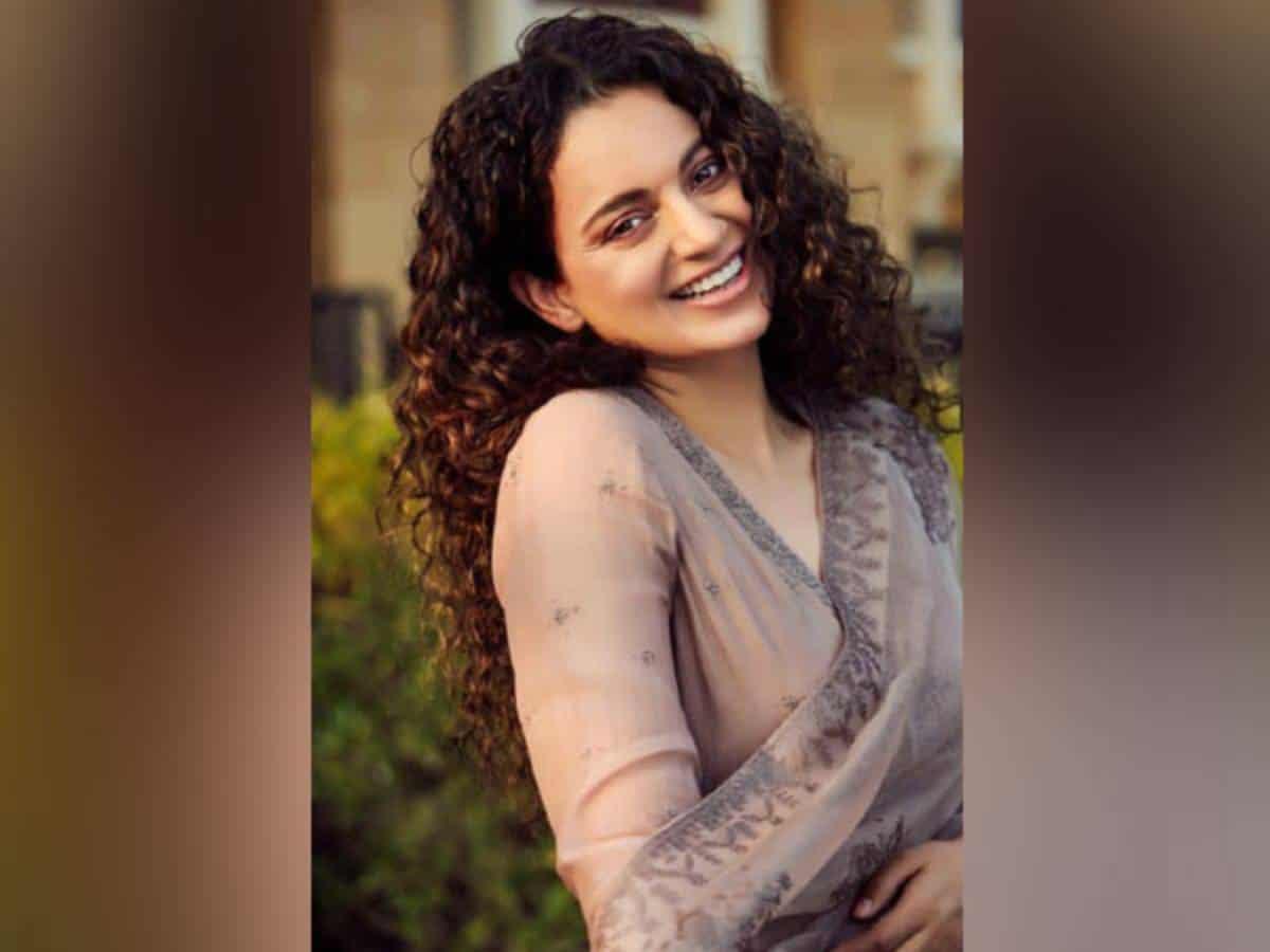 Kangana enjoys 'popcorn days' with 'Dhaakad' team as she watches 'Black Widow'