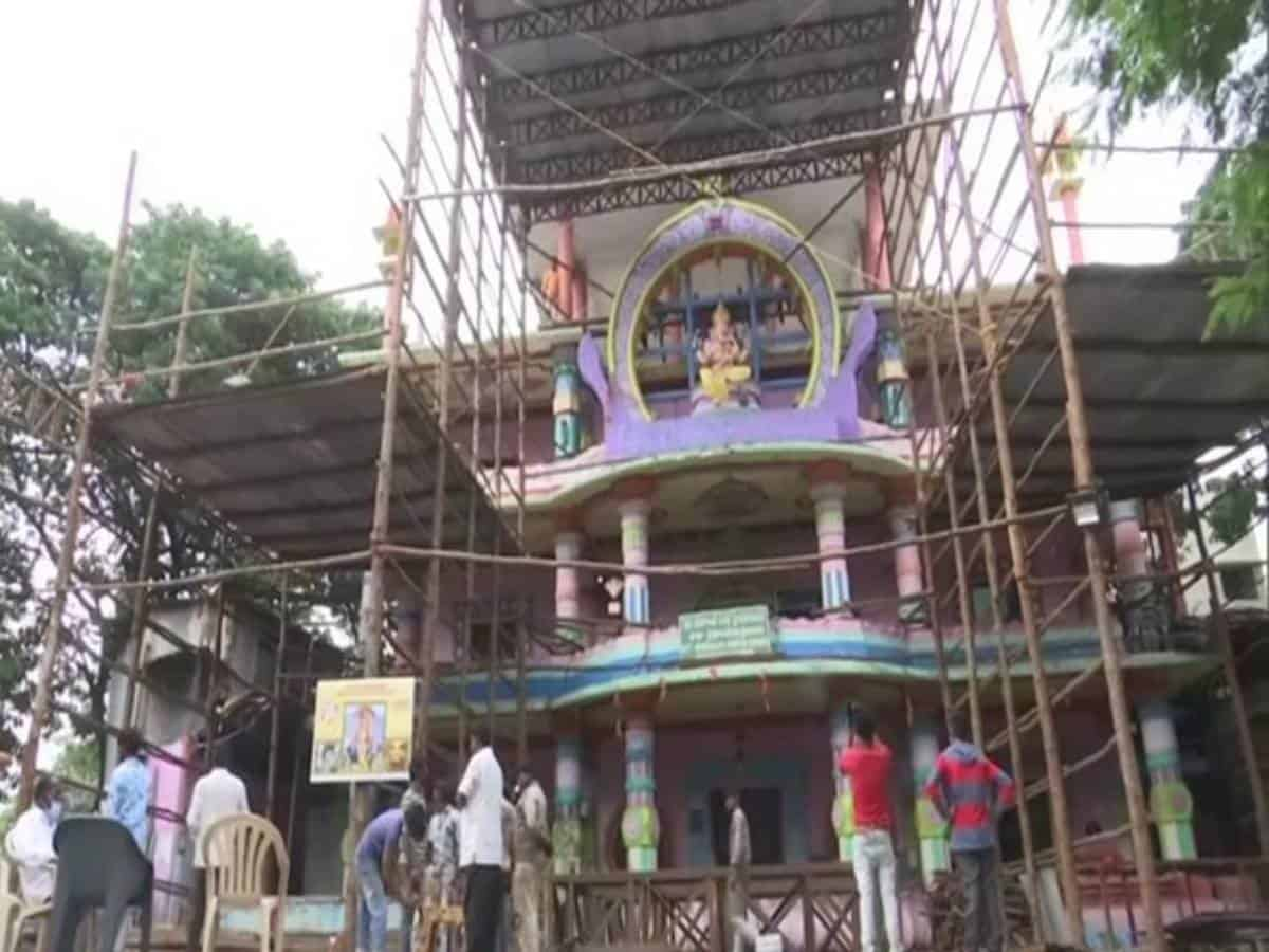 Hyderabad: 45-foot idol to be set up for Ganesh Chaturthi this year