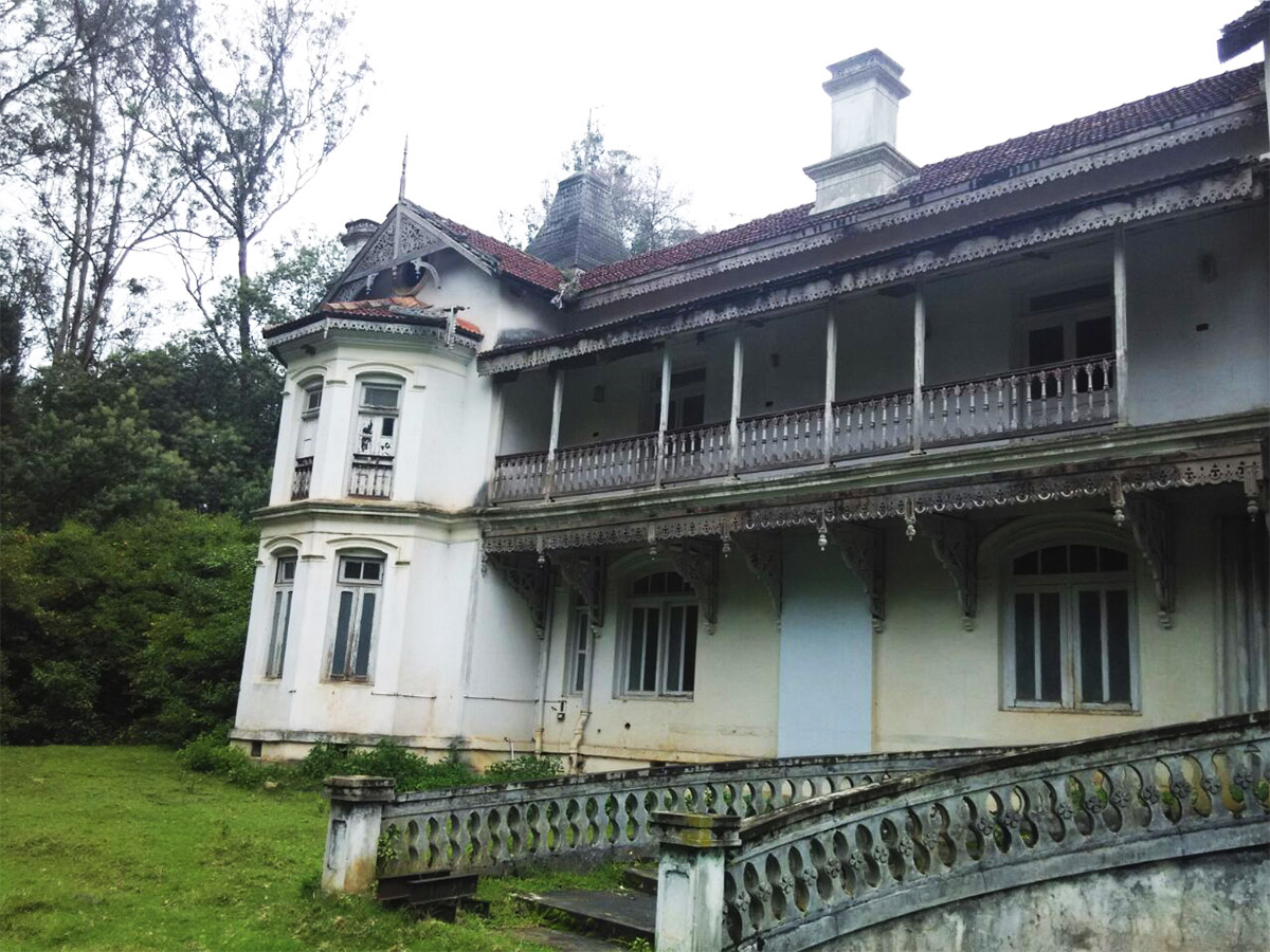 Nizam's Cedar Palace in Ooty lies in tatters and legal tangles