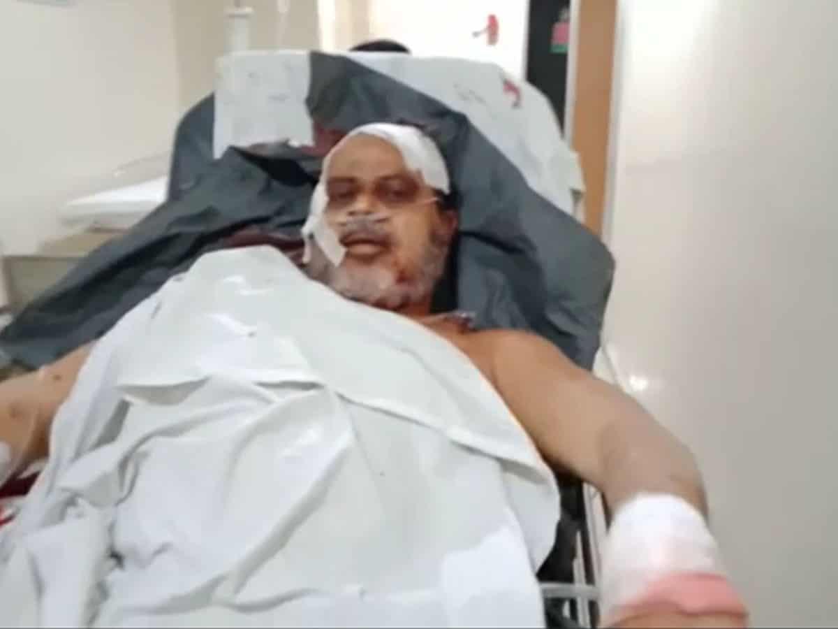 Hyderabad: Osmania University Assistant professor attacked in Towlichowki