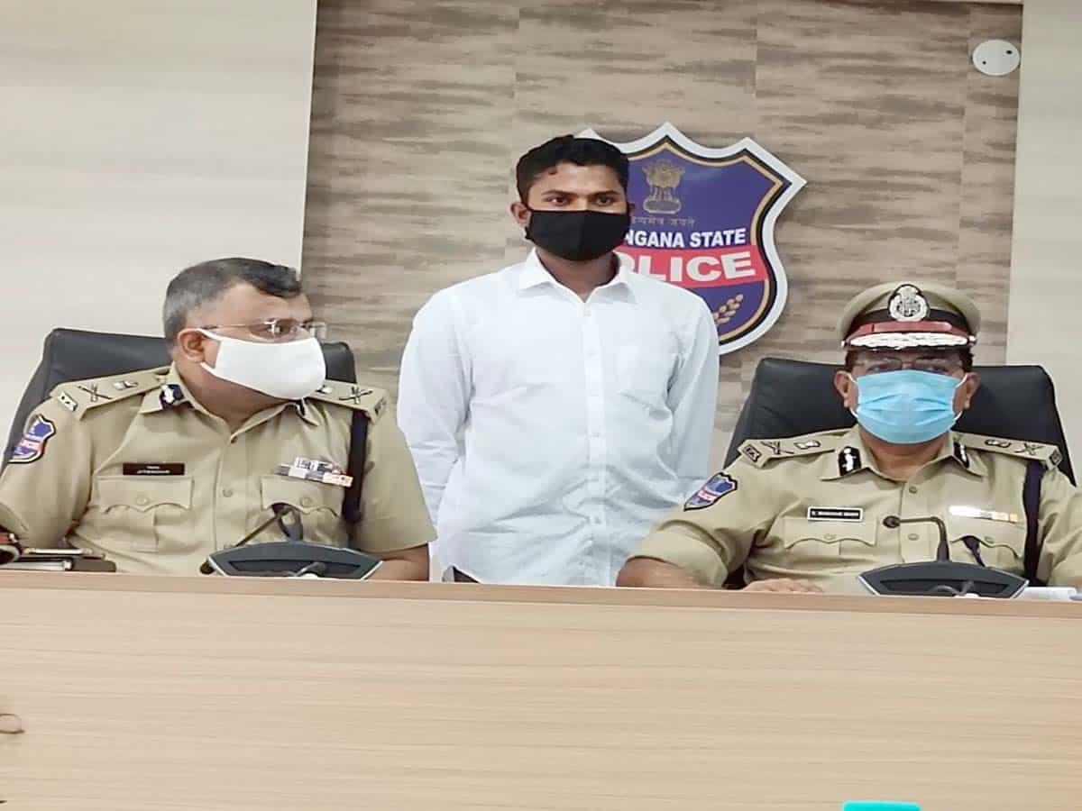 Top Maoist Ranjith surrenders before Telangana police