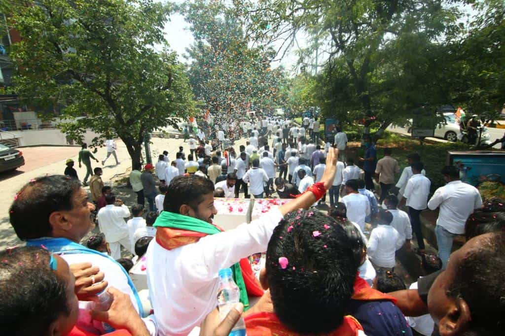 Ahead of Revanth's swearing-in as TPCC chief, police issue traffic advisory
