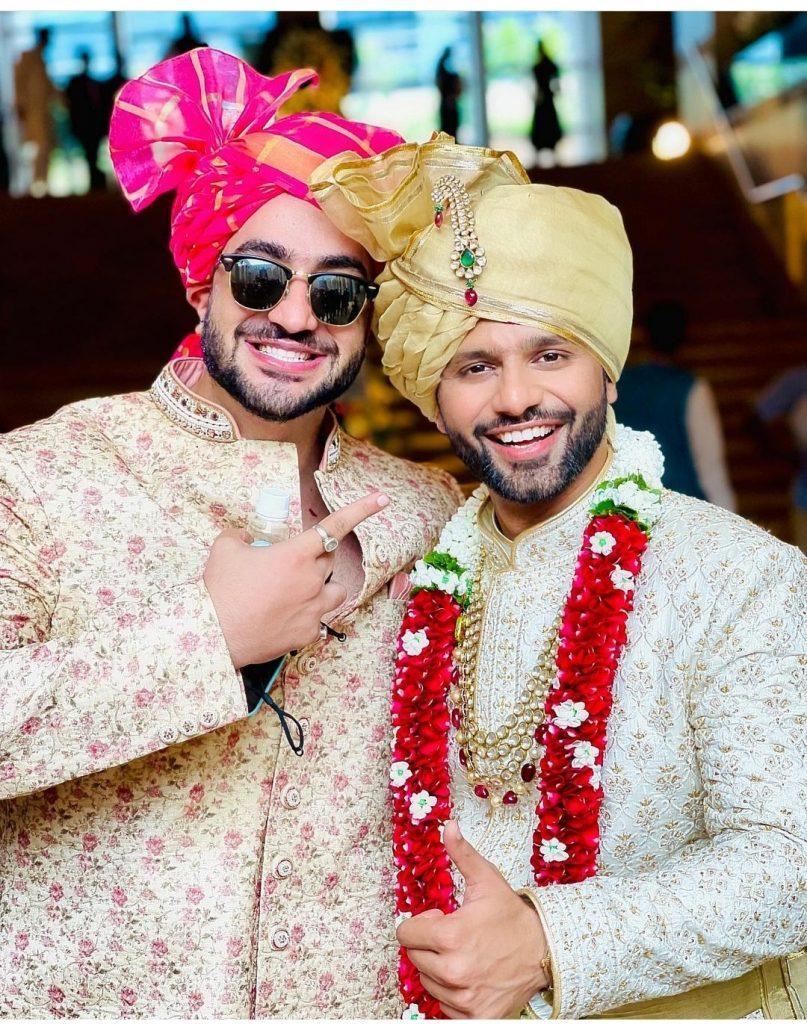 Rahul Vaidya, Disha Parmar tie the knot