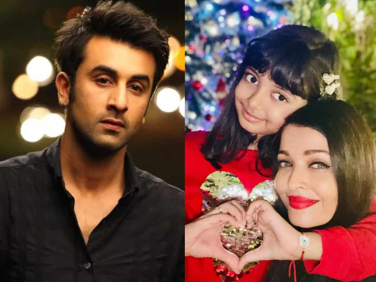 Aaradhya Bachchan once thought Ranbir Kapoor was her dad!