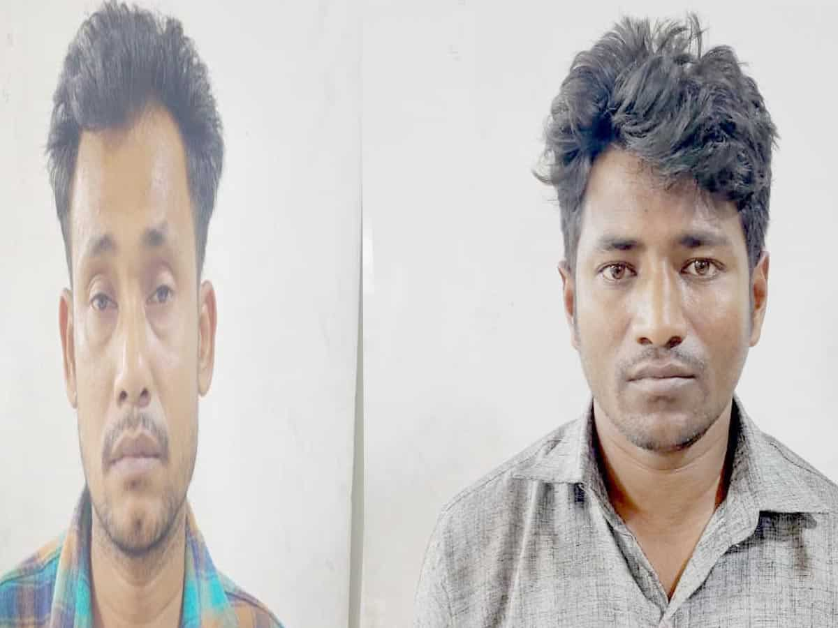 Hyderabad: Two Myanmar nationals held for staying illegally