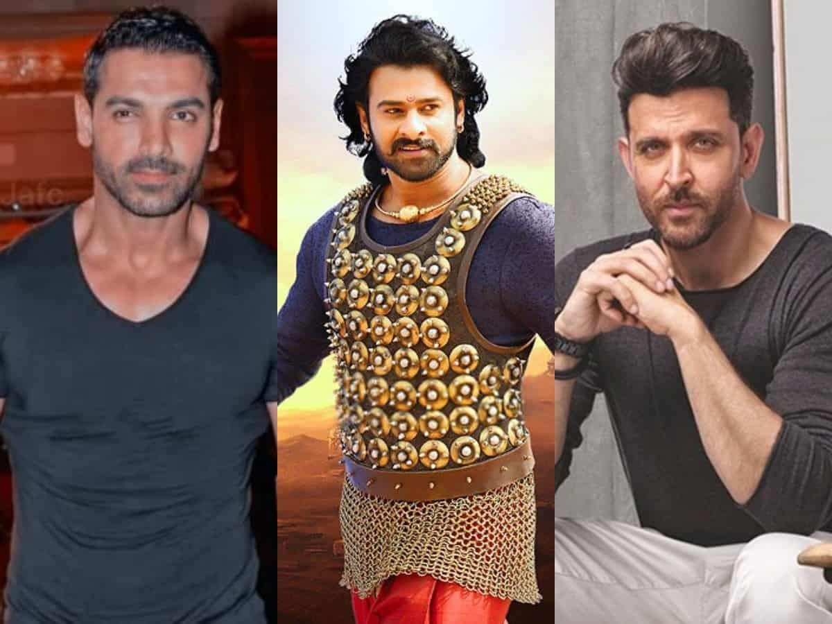 Not Prabhas, but THIS Bollywood superstar was first choice for Baahubali