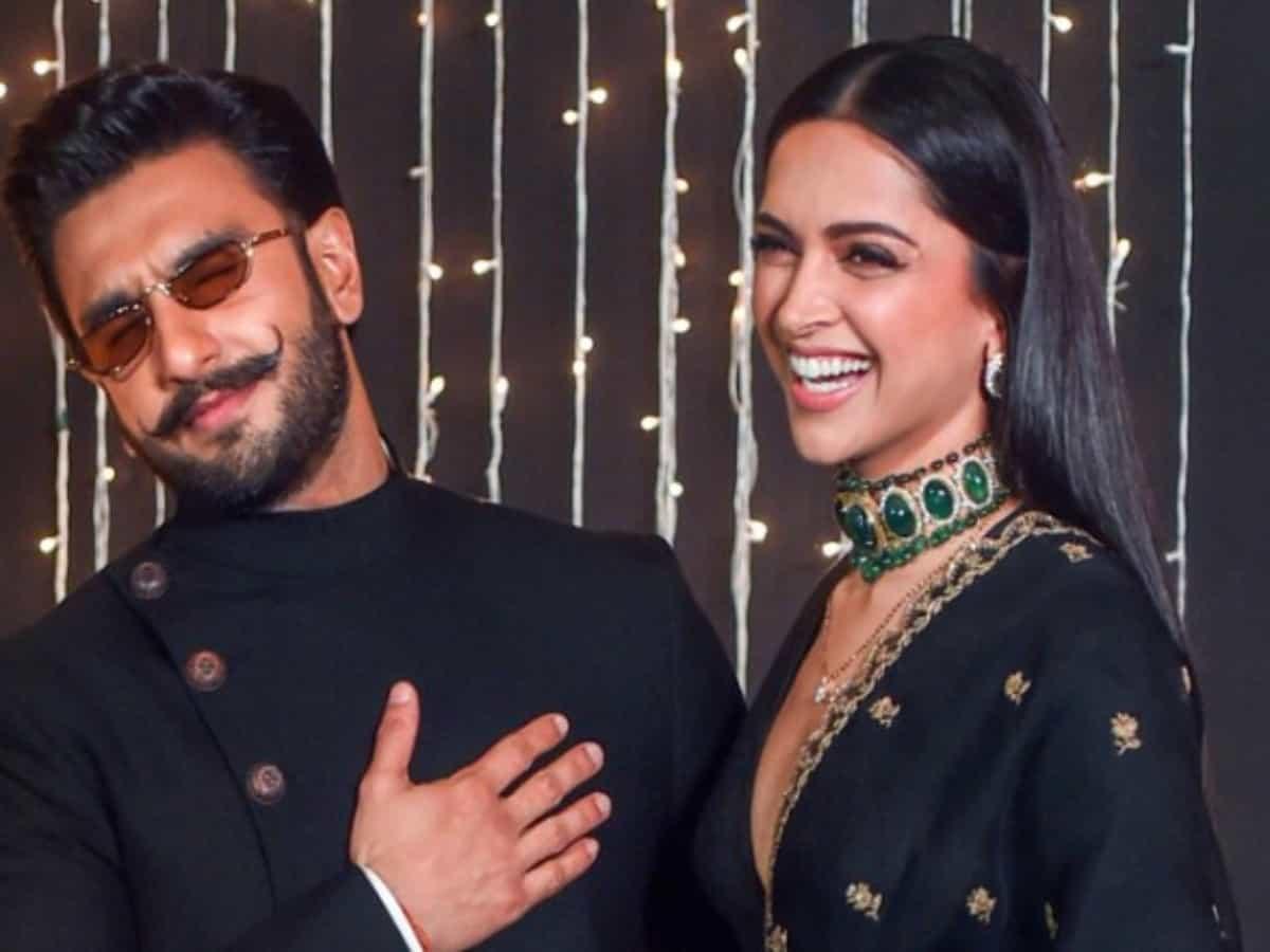 Deepika Padukone introduces her 'new love' & it's not Ranveer Singh