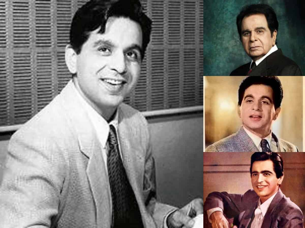 Yusuf Khan to Dilip Kumar, here's why the superstar changed his name for showbiz