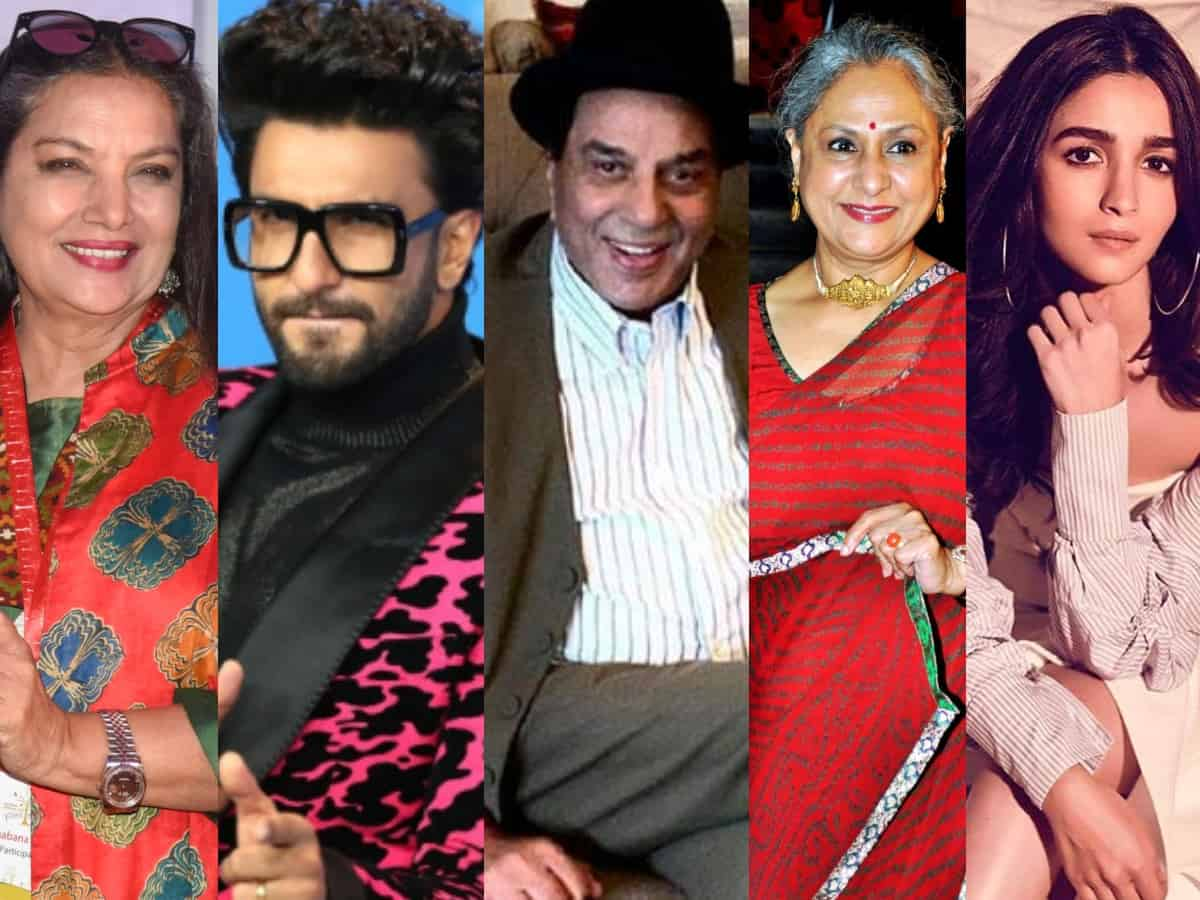 Shabana Azmi, Jaya Bachchan, Dharmendra, Ranveer, Alia to appear in BIG film