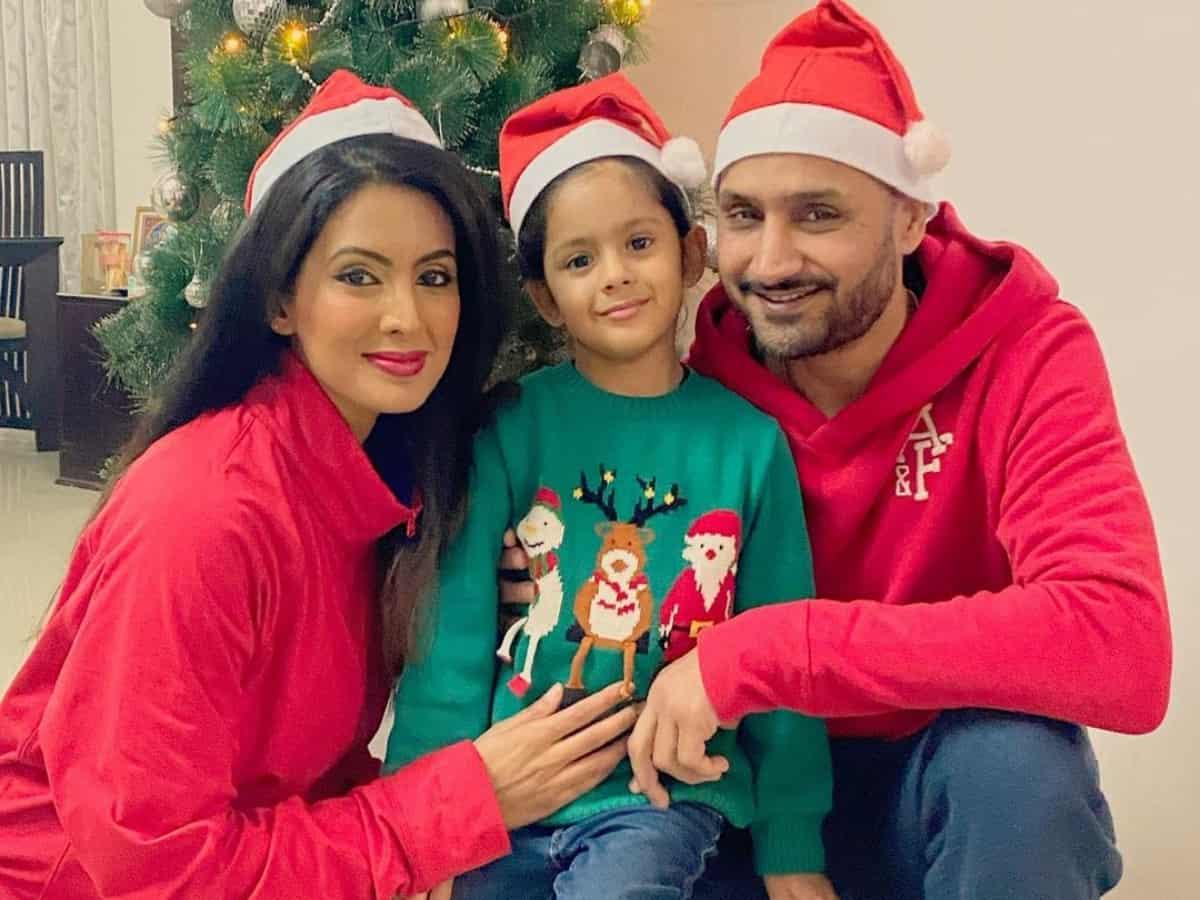 Harbhajan Singh, Geeta Basra welcome baby boy
