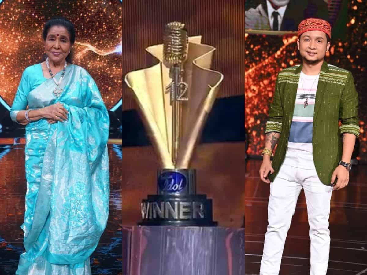 Indian Idol 12: Asha Bhosle says she is in love with Pawandeep Rajan [Video]