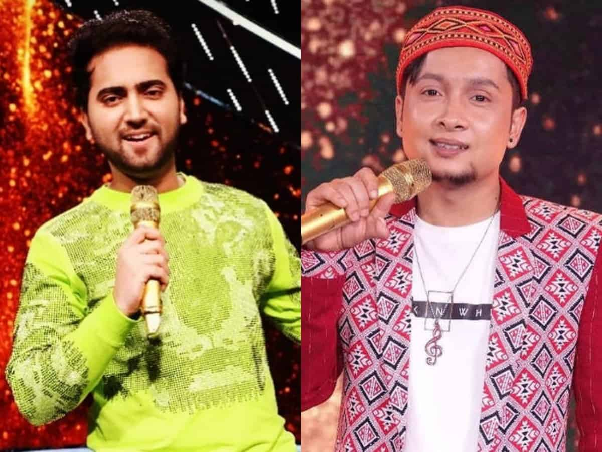 Pawandeep Ranjan, Mohammad Danish removed from Indian Idol 12's top 3: Report