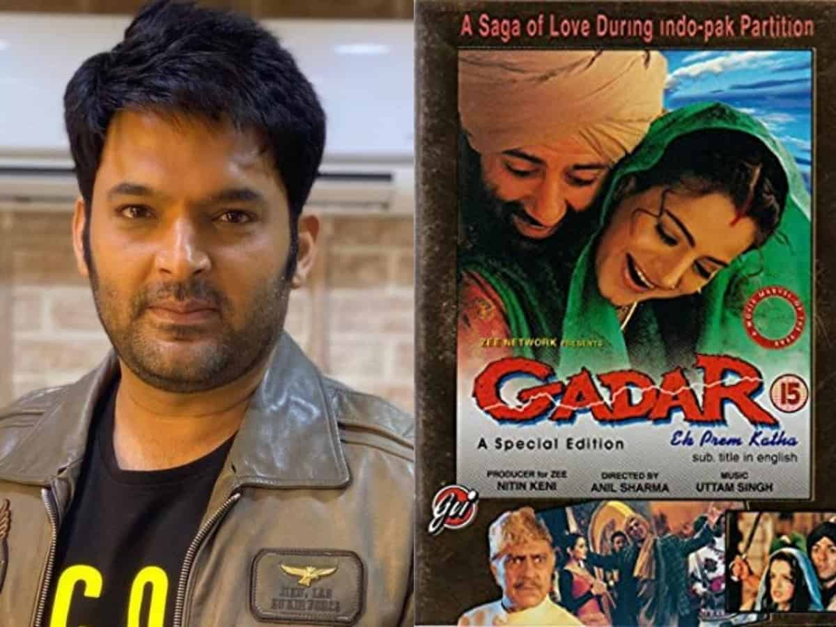 Did you know Kapil Sharma was a part of Sunny Deol's 'Gadar' ?
